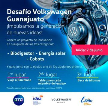 Convocatoria «Desafío VW GTO»